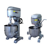 80L High 3 Speed Homogenizer Food Stainless Steel Double Shaft Mixer