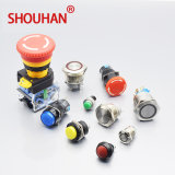 Electric Torch Series Push Button Switch Stainless Round Head Switch with Ex-Work Price