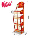 Giantmay Cheap Snack Display Chocolate Racks Shelf for Chips