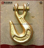 Us Type Drop Forged Clevis Grab Hook Supplier