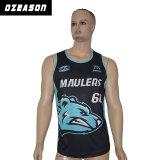Wholesale Fashion Cheap Cusotmized Sublimation Team Basketball Wear (BK007)