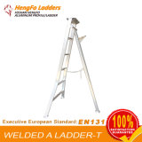 6 Steps Tripod Welding Aluminum Ladder 6 Steps 1.98 M