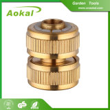 """Chinese Wholesale 3/4"""" Brass Hose Coupling Connector Pipe Fitting"""