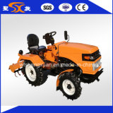 Newest Four Wheels 2WD Mini Agricultural/Farm/Garden/Lawn Tractor