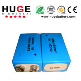 3V Limno2 Battery/Primary Lithium Battery Cr9V