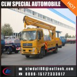 Dongfeng Tianjin High-Altitude Operation Truck, Aerial Platform Truck for Sale