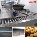 Production Line Bread Pita Diesel Gas Tunnel Oven for Food Factory with Ce