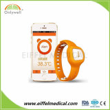 Digital Bluetooth Wireless Smart Watch Thermometer for Baby in Night
