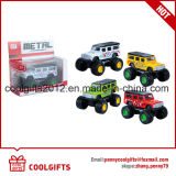 Wholesale Educational Diecast Car Toy for Kid's Birthday Gift