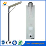 15W 30W All in One Integrated Solar Street Light with Camera