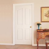 HDF Molded White Cheap Composite Wood Door