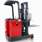 2.5 Ton Counter Balance Electric New Reach Stacker Price