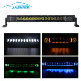 New Product! ! 150W Single Row Light Bars Car Truck Motorcycle Accessories LED Offroad/Tractor Auto LED Light Bar with Skull