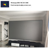 Edgeless Frame Screen, Ambient Light Black Diamond Projection Screen