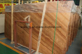 Wholesale Yellow Wooden Grain Onyx for Floor/Wall Tiles