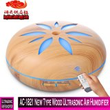 AC-1821 New Type 550ml Wood Ultrasonic Air Humidifier with Remote Control