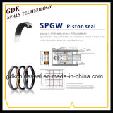 Hydraulic Cylinder PTFE+NBR+Ny Spgw Piston Seal