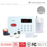 Intelligent Intruder Wireless Alarm for Home Security