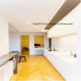 Bck White Modern The Most Favorable Price MDF Paintting Kitchen Cabinet N15-4