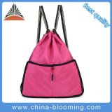 Fashion Foldable Women Backpack Ultralight Nylon Shoulder Drawstring Bag
