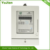 Single Phase Prepayment Card Electronic Power Meter 600imp/Kwh
