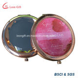 Wholesale Custom Rose Gold Compact Mirror