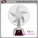 Solar DC Table Desk Fan 16inch