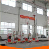 Electric Battery Vertical Mast Man Lifts