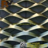 Decorative Powder Coated Metal Sunscreen Mesh