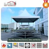 Pagoda Canopy with Truss Flooring System for Outdoor Events