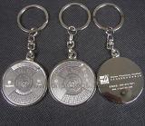 Zinc Alloy Calendar Metal Keychain