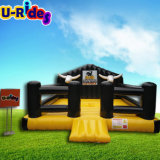 Air-sleaed inflatable mattress / mechanical bull mat / inflatable sport games