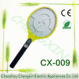 China Factory Electric Mosquito Swatter with LED Lamp for Indoor