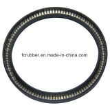 High Performance PTFE and Metal Spring Energized Oil Seal