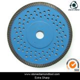 115mm Thin Turbo Segment Dry Cutting Diamond Blade
