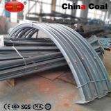 Customized U25 U29 Steel Arches Support for Mining Tunnel