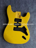 Unfinished Quality St Guitar Body
