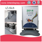 A1 LED Pavement Sign Waterproof Poster Stand (LT-10J-A)