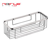 Bathroom Storage Stainless Steel Wire Basket Triangle Corner Basket