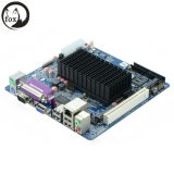 with Intel N455 1.66g CPU Atom Fanless Mainboard (ITX-M58_A45)