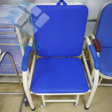 Factory Direct Price China Foldable Hospital Accompaniers Waiting Chair