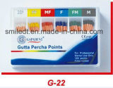 Gutta Percha Points with Extra Fine Tapper