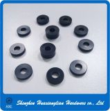 Smooth Nylon Spacer Washer Black PVC Plastic Flat Gasket