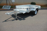 8X5 Hot Dipped Galvanized Utility Trailer