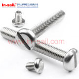 DIN85 ISO1580 Slotted Pan Head Screws