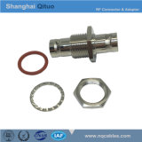 RF Connector Adaptor BNC Female Jack to Female Jack End-Tooth