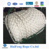 Dia 7-1/2 Inch 8 Strand Polypropylene Polyester Mixed Rope China Manufacturer