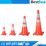 PVC Traffic Cone Barrier Road Cone Barrier for Vehicle and Crowd Control