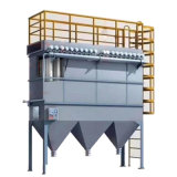Pulse Bag Type Dust Collector for The Chemical Industry