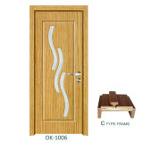 Very Cheap PVC Shower Door, Non-Toxic and Harmless